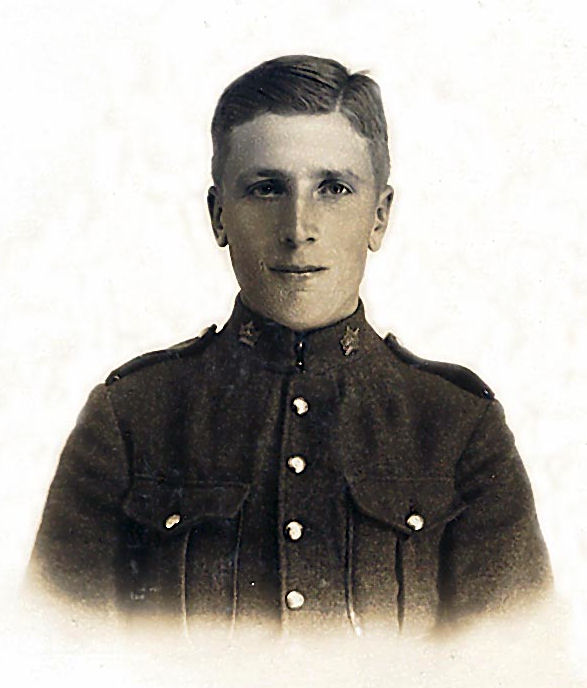 Private Samuel Sergeant, Canadian Expeditionary Force