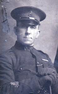 Head Constable William Neill DCM