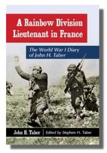 A Rainbow Division Lieutenant in France