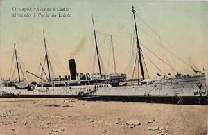 SS Avondale Castle