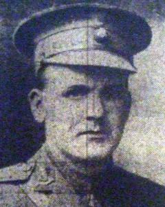 Captain John Hazelton Stewart DSO, MC