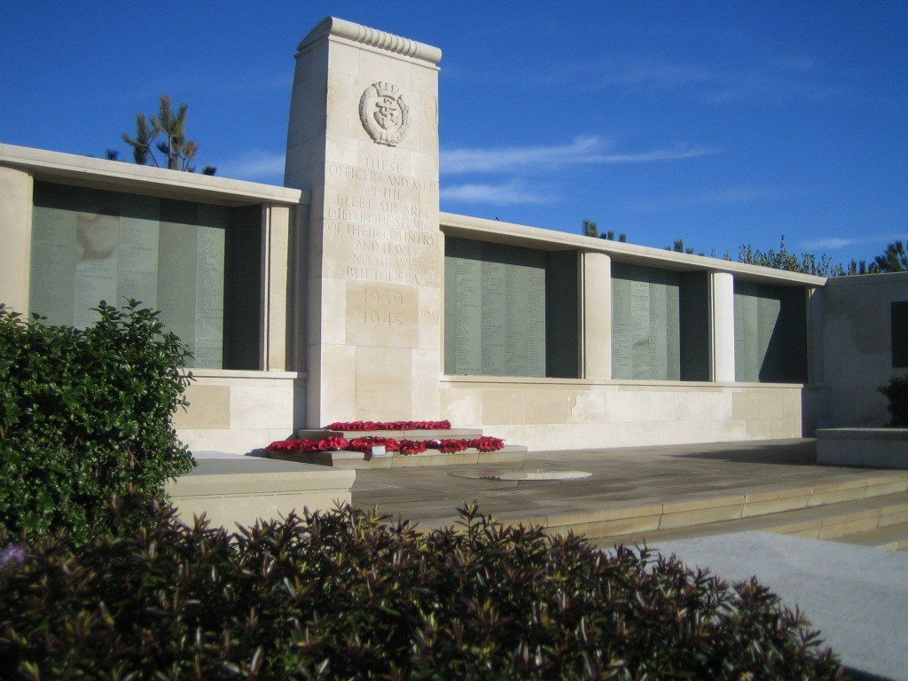 Fleet Air Arm Memorial, Lee-on-Solent
