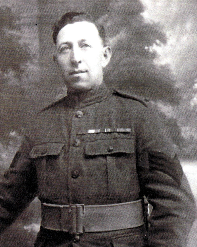 Sergeant Hammie Neill