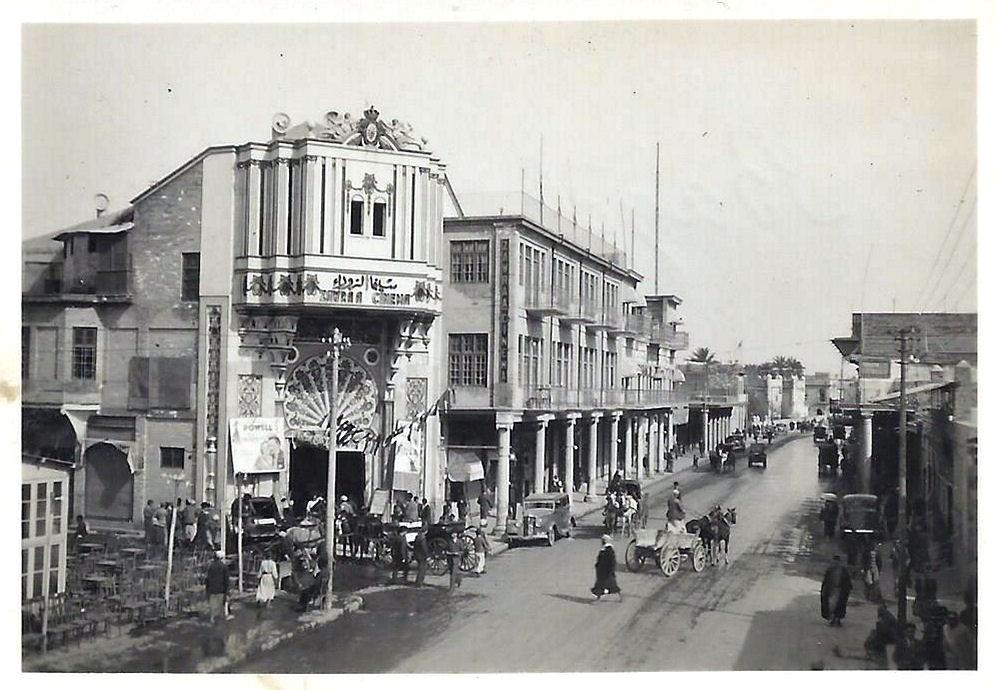 'Bagdad, XI 1942r' - Baghdad, November 1942