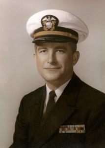 Lieutenant Commander John T. 'Jack' Doherty, United States Navy