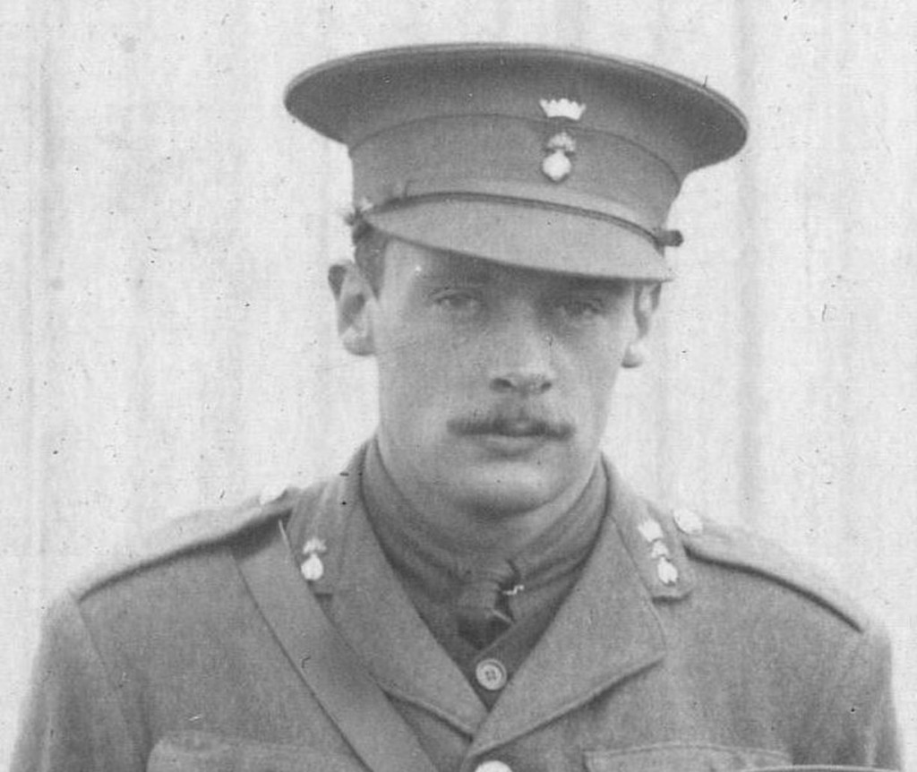 Lieutenant James Matthew Stronge