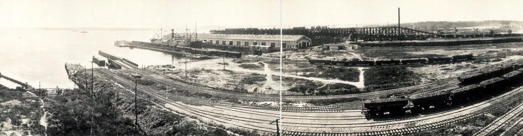 Port Covington, Western Maryland Railroad Yards