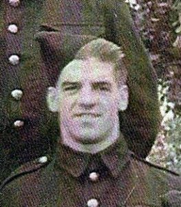 Private James 'Jimmy' Thompson
