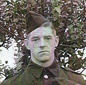 Private John 'Johnny' Thompson