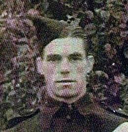 Private Samuel 'Sammy' Thompson