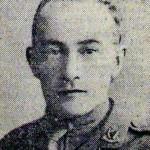 Second Lieutenant Edmund de Wind VC