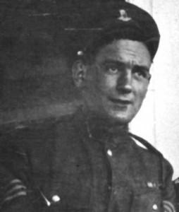 Sergeant F S Homersham DCM, MM